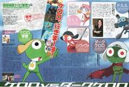 Dark Keroro Platoon and Keroro