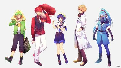 Smiral Collab Animate Girls Festival 2019 01