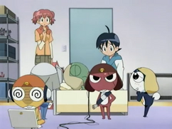 Keroro in ICU