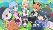 Saburo, Momoka, Moa, Arisa, Koyuki & Black Star