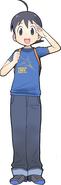Fuyuki from the flash series
