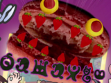 Cookie-Pancake Monster
