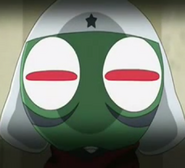 Dark Keroro Thinking