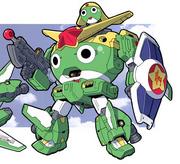 Keroro Robo Mk II Robot Mode
