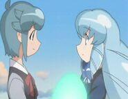 Momoka and Shion together