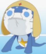 Sad weeping Zeroro
