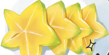 Star Fruit as it appears in Keroro