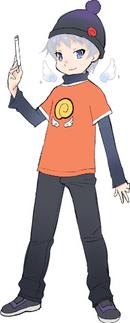 Saburo from the flash series