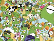 All Keroro Fever~!