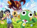 Keroro Gunso the Super Movie 5: Creation! Ultimate Keroro, Wonder Space-Time Island, de arimasu!!