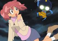 Natsumi gets attcked