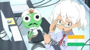 Natsumi and Keroro...Who knows