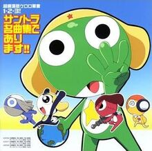 Keroro movie 123 soundtrack