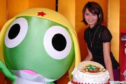 Happy Borthday Keroro San