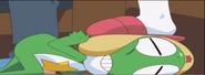 Frog vs Natsumi