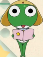 Keroro singing