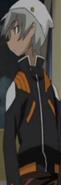 Saburo lookin serious
