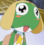 Keroro crying