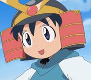 Shogun Fuyuki of the armpit platoon