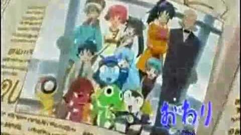 Keroro Gunso Movie 4 Ending English+Japanese Sub