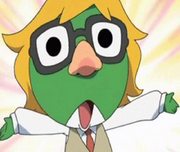 Where's Keroro here i am