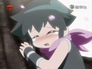 Chibi Koyuki crying
