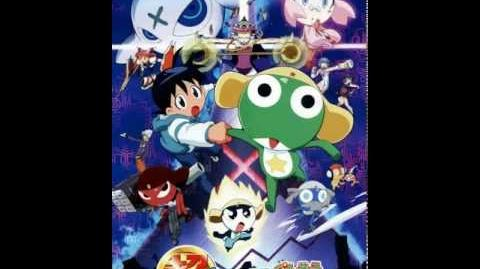 Movie 1 ending song (keroro dancing)