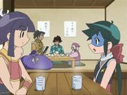 Koyuki and Yumika