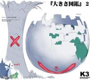 Kiruru covered earth