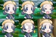 Tamama expressions 01