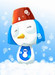 Yukiki muñeco de nieve