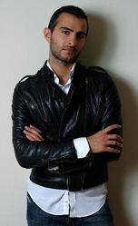Iranian man 1