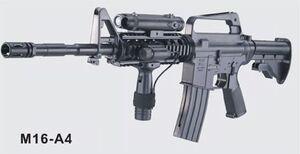 M16A4 Plasma Rifle