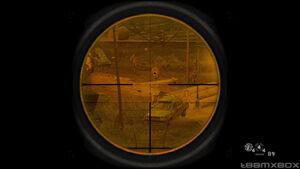Orange Sniping and ACOG Scope