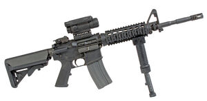 M4A1 Plasma Rifle