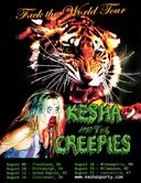 Kesha and the Creepies: Fuck the World Tour
