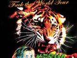 Kesha and the Creepies: Fuck the World Tour