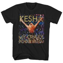 Kesha My Crazy Beautiful Life Tee