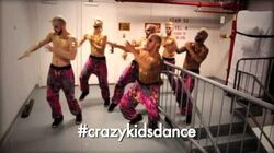 Do the crazykidsdance!!