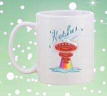 Kesha Holiday Mug
