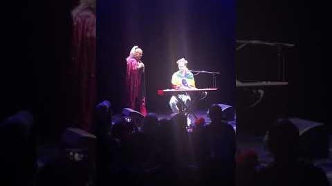 Kesha & Wrabel - Warrior (Live on the Cruise)