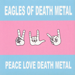Peace love death metal cover