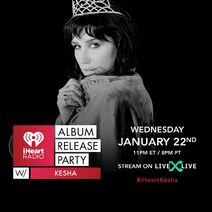 IHeart High Road Release Party