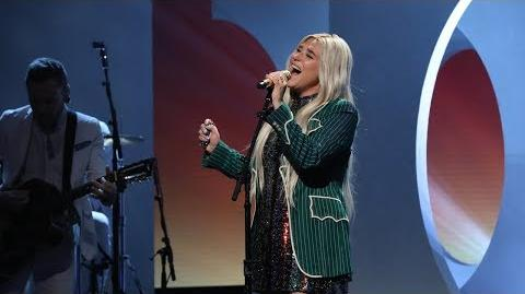 Kesha Impresses with 'Here Comes the Change'