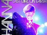 Last Girl on Earth Tour