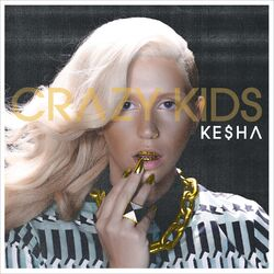 Crazykids 1 cover