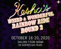 Kesha's Weird & Wonderful Rainbow Ride Round 2