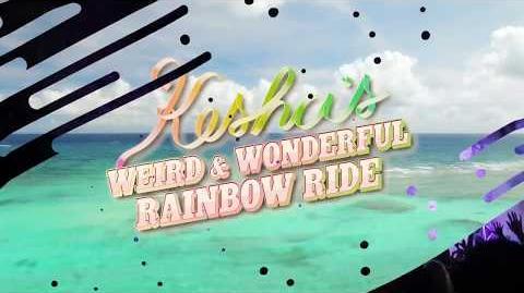 Kesha's Weird & Wonderful Rainbow Ride Cruise-0