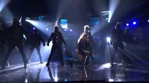 Ke$ha - Take It Off We R Who We R (Live at the AMA's 2010)