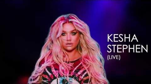 Kesha - Stephen (Live on Fuck the World Tour)